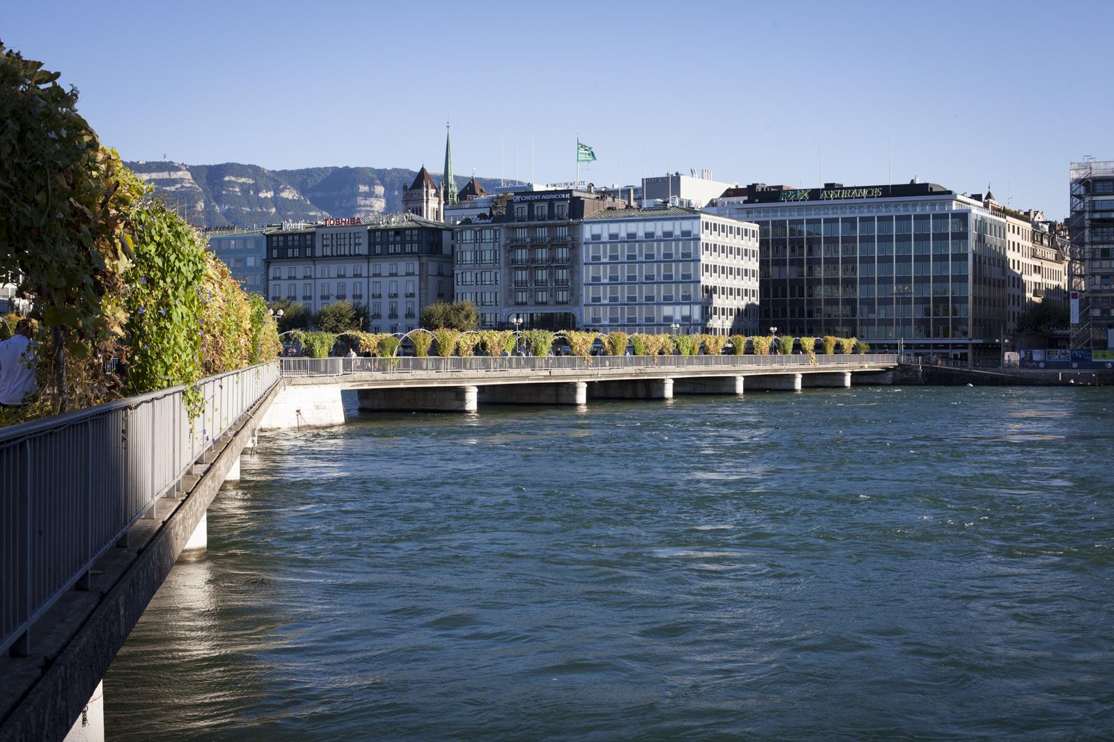 URBANATURE - ville de Genève